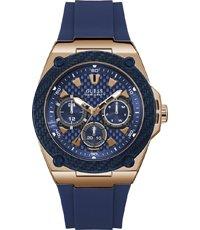 7143f2c7786 Guess. W1049G2. Legacy Relógio Quartzo com bracelete em silicone