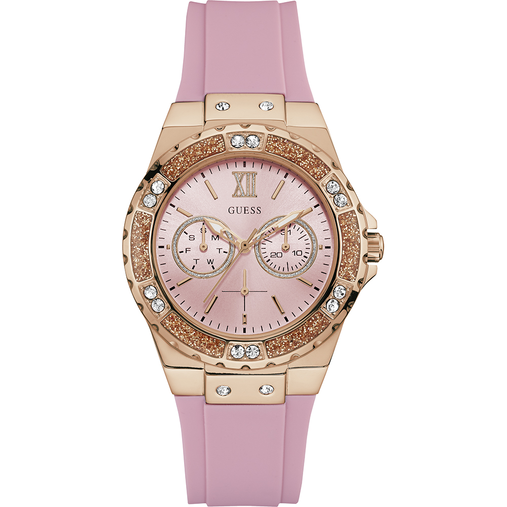 86c1bf05c Relógio Guess W1053L3 Limelight JLO Limited Edition • EAN ...