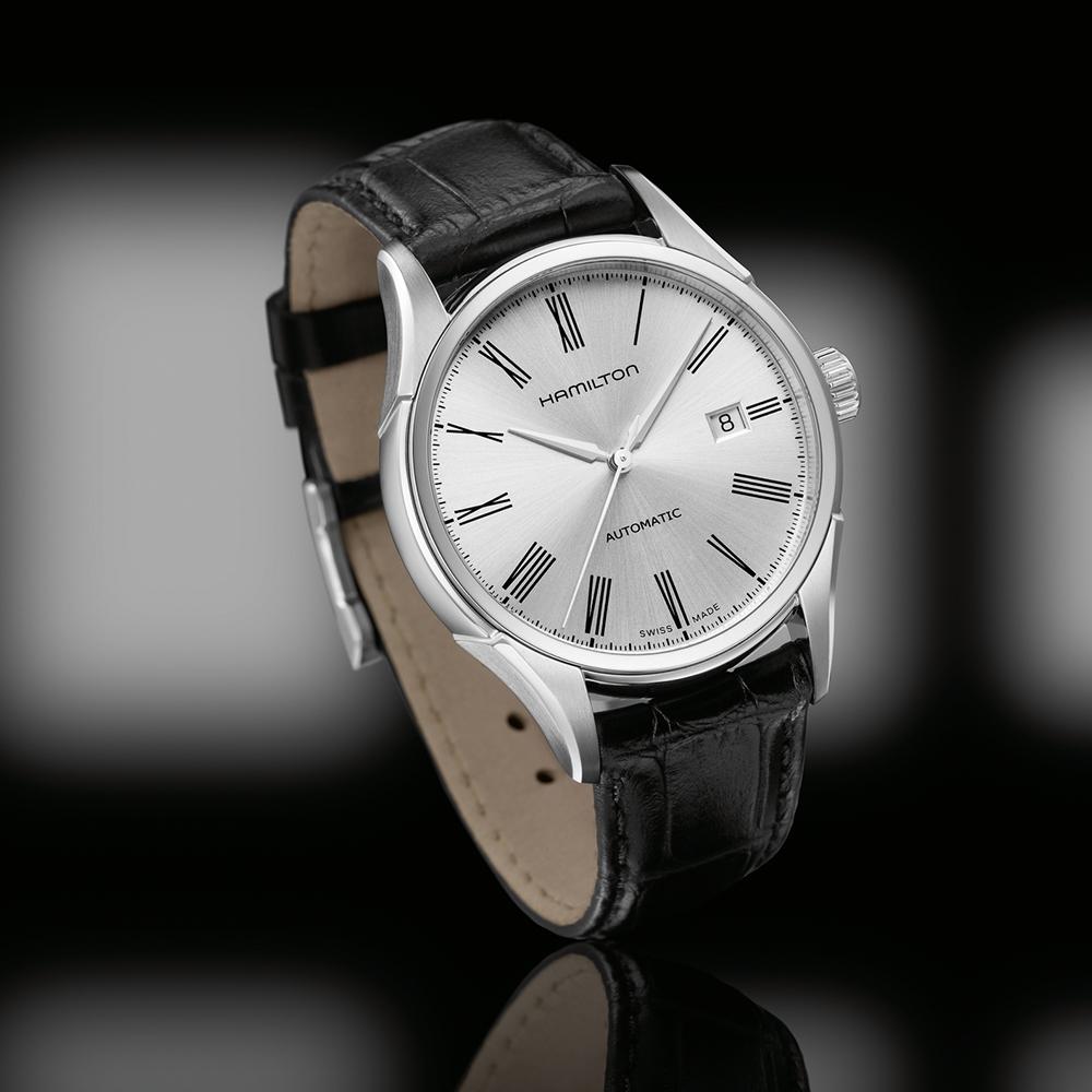 2d0e4f26306 Relógio Hamilton Clássico Americano H39515754 Valiant • EAN ...
