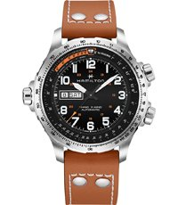 H77755533 Khaki Aviation X-Wind 45mm