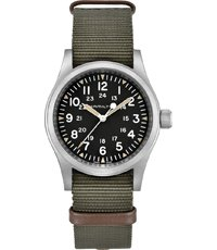 H69429931 Khaki Field 38mm