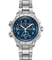 H77922141 Khaki X-Wind GMT 46mm