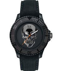 016050 Ice Change Dark Skull 44mm