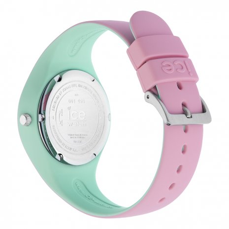 Pink & Mint Green Silicone Watch Size Small Colecção Primavera/Verão Ice-Watch