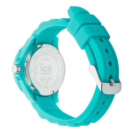 Turquoise Resin Quartz Watch Size XSmall Colecção Outono/Inverno Ice-Watch