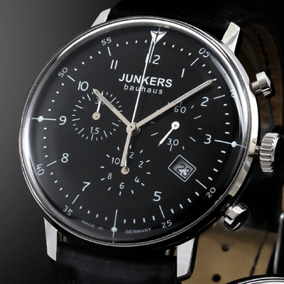 67ef478bb81 Relógio Junkers 6086-2 Bauhaus • EAN  4041338608625 • Relogios.pt