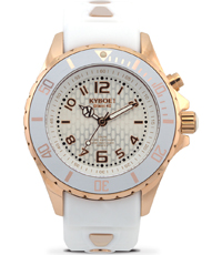 RG-003-40 Rose Gold Ghost 40mm