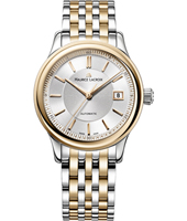 LC6027-PS103-131-1 Les Classiques 38mm 18 Ct Rose Gold & Steel Automatic Gents Watch