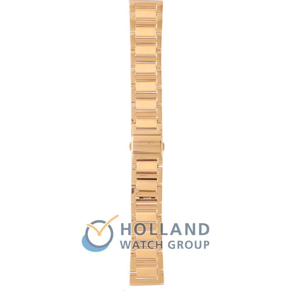 ddde943b73334 Bracelete Michael Kors AMK3490 Hartman • Revendedor oficial ...