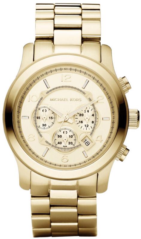 0fdfb201c1b13 Relógio Michael Kors MK8077 Runway XL • EAN  4013496920734 • Relogios.pt