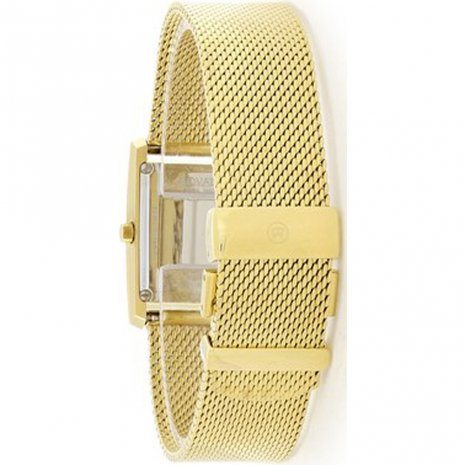 Ultrathin rectangular ladies quartz watch Colecção Primavera/Verão Movado