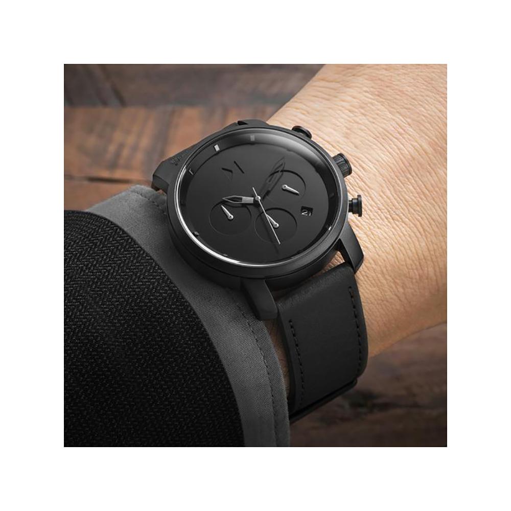 514e2d44444 Relógio MVMT D-MC02-BLBL Chrono 40 • EAN  0843466104901 • Relogios.pt