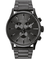 A386-632 Sentry Chrono 42mm Dark grey chronograph with date