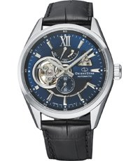 RE-AV0005L00B Orient Star - Open Heart 40mm