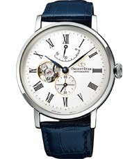 RE-AV0007S00B Orient Star - Open Heart 40mm