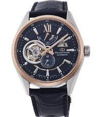 RE-AV0111L00B Orient Star - Open Heart 41mm