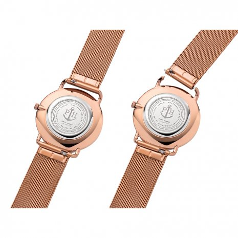 Ladies Quartz Watch with MOP Dial Colecção Outono/Inverno Paul Hewitt