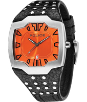 PL13634JS-17 Beast 46mm Unusual Gents Watch with Date