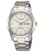 PJ6023X1  37mm Classic Bicolor Gents Watch with DayDate