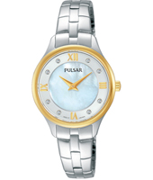 PM2198X1  28mm Trendy Ladies Watch with Mother of Pearl Dial