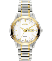716637.47.25.70 Mechaline Eos  41.50mm Automatic bicolor gents watch with date & sapphire crystal