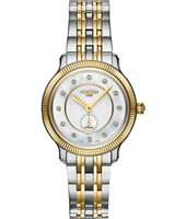 624855-47-29-60 Medea 32mm Swiss Ladies Quartz Watch with Small Second
