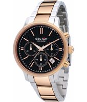 R3273693001 640 Racing 42mm Bicolor Rose Gents Quartz Chronograph with Date