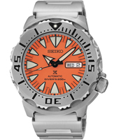 SRP309J1 Monster Superior 42.70mm Heavy Duty Automatic Diver with DayDate