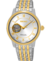 SSA854J1 Presage 34mm Japanese Automatic Ladies Watch