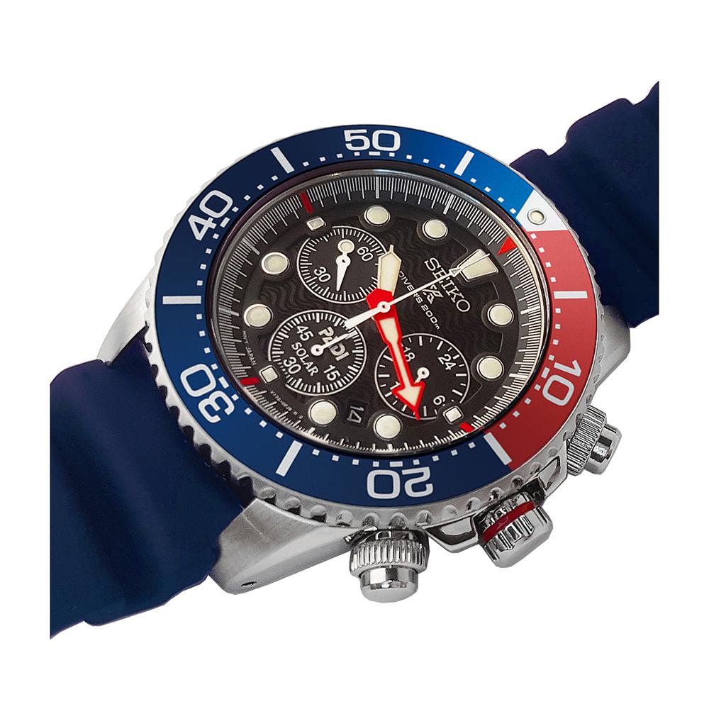 2ffda4f1948 Relógio Seiko Prospex SSC663P1 Prospex Sea Solar Chronograph • EAN ...
