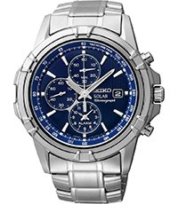 SSC141P1 Solar Chronograph 42mm