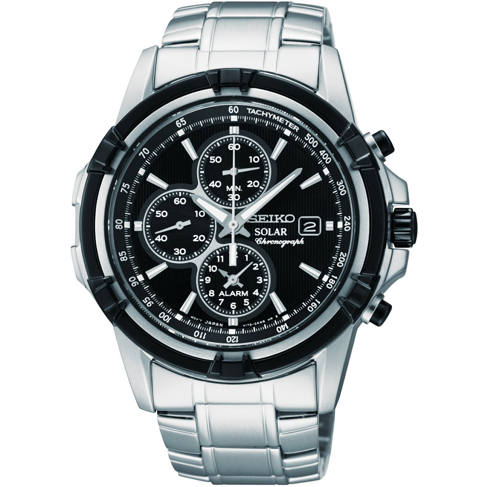 2a7c0040ed5 Relógio Seiko Solar SSC147P1 Solar Chronograph • EAN  4954628160423 ...