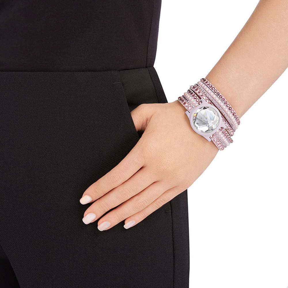 rel gio swarovski 5225823 activity tracking jewelry. Black Bedroom Furniture Sets. Home Design Ideas
