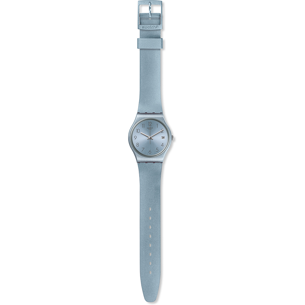 022eecd869d Relógio Swatch Originais GL401 Azulbaya • EAN  7610522787766 ...