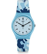 GS402 Camoublue 34mm