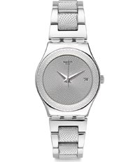 YLS466G Classy Silver 33mm