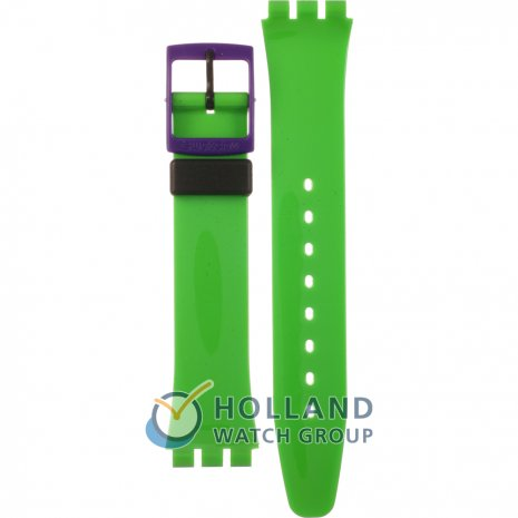Swatch GB267 Green 'N Violet Bracelete