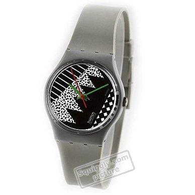 563c69d0e26 Relógio Swatch Originais GM100 Grey Memphis • EAN  7610522001367 ...