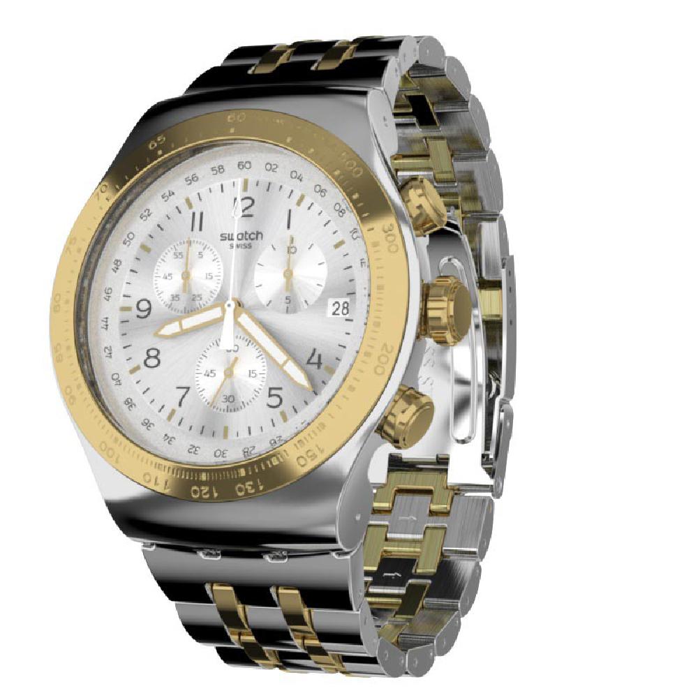 35fd84c00eb Relógio Swatch Irony YOS458G Live My Time • EAN  7610522777064 ...