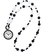 PNW100N Popmoving Beads 45mm New Pop Watch on Bead Chain