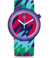 PNP101 Popthusiasm 45mm New Pop Watch