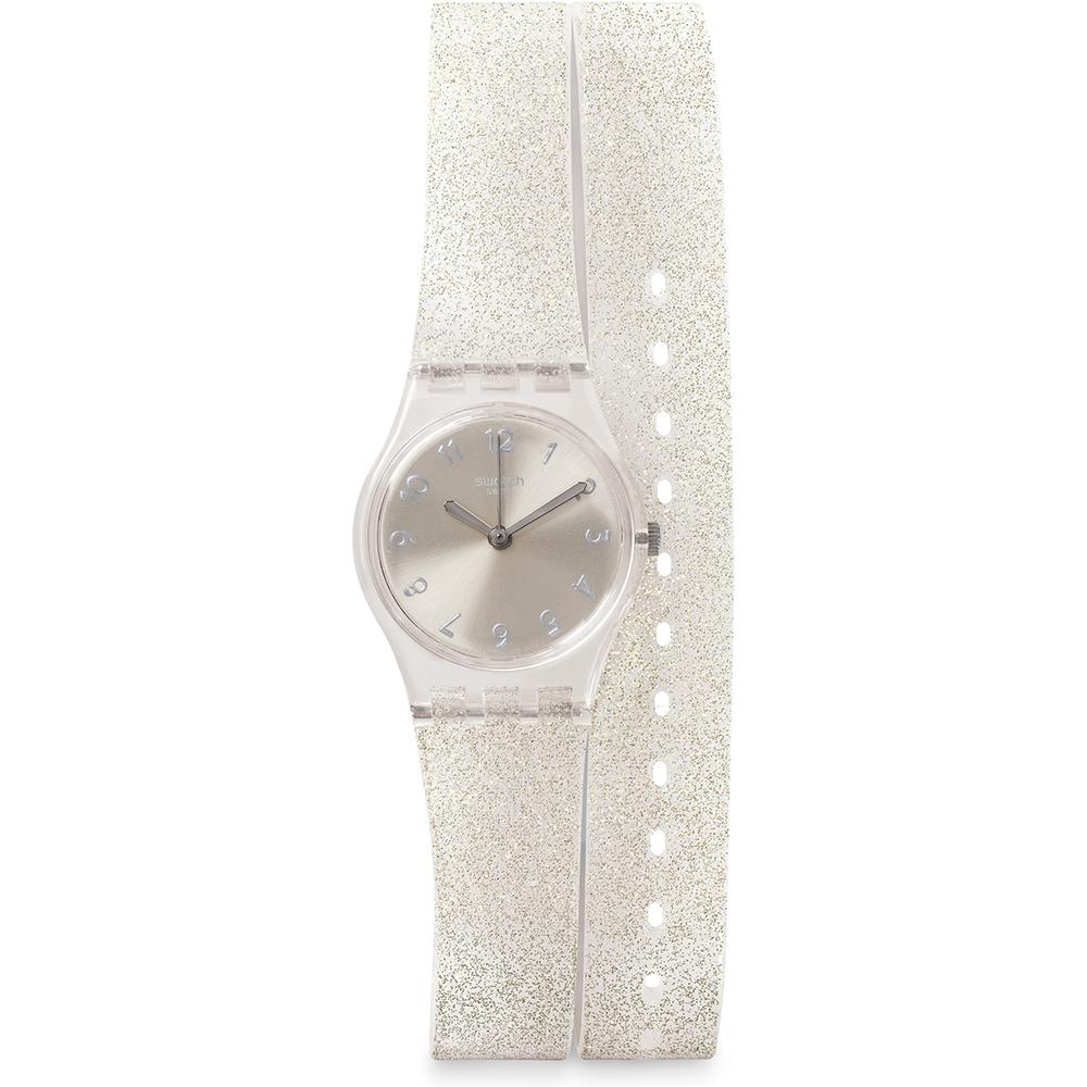3f737229f45 Relógio Swatch Originais LK343 Silver Glistar • EAN  7610522441088 ...