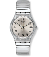 GM416A Silverall 34mm Standard Size Watch