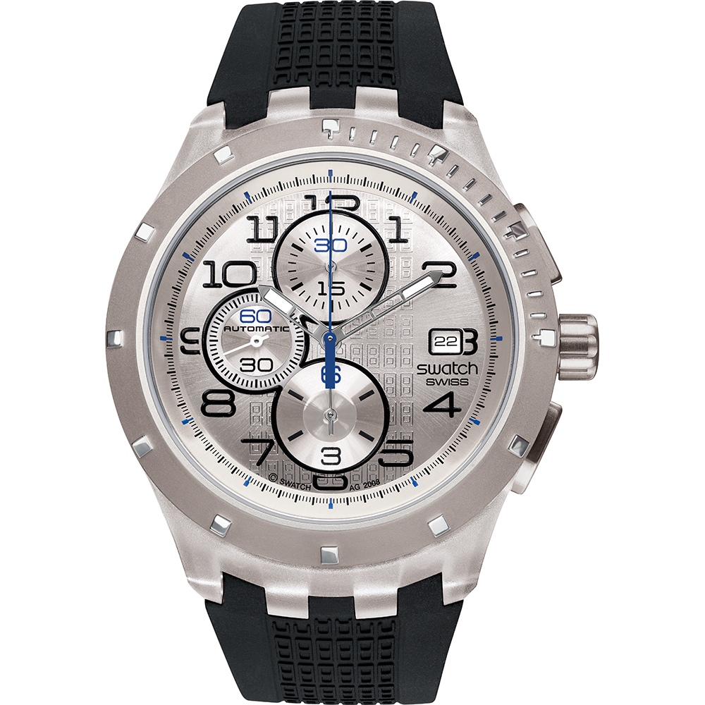 4d7a543ff42 Relógio Swatch Irony SVGK402 Simply Pure • EAN  7610522538047 ...
