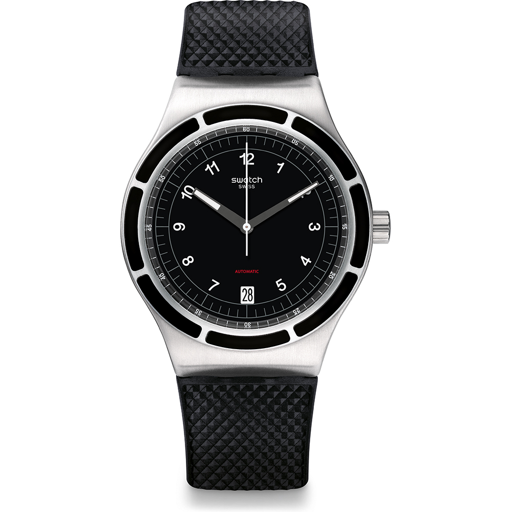 ebbf82c7546 Relógio Swatch Irony YIS413 Sistem Dark • EAN  7610522763906 ...