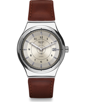 YIS400 Sistem Earth 42mm Swiss Made steel automatic watch