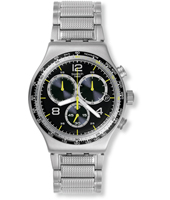 YVS411G Sprinkled Water 43mm Steel New Irony Chronograph