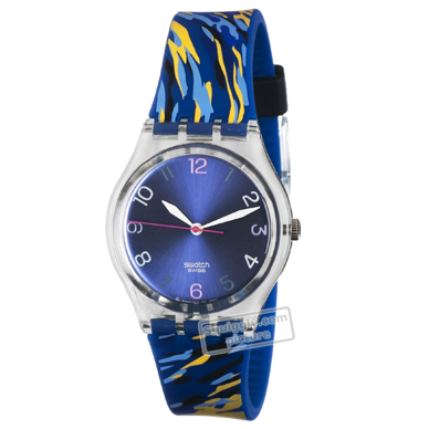 1936d7ff6c1 Swatch The Starry Night by Van Gogh relógio. Swatch relógio 2003. Swatch  relógio azul. relógio Quartz