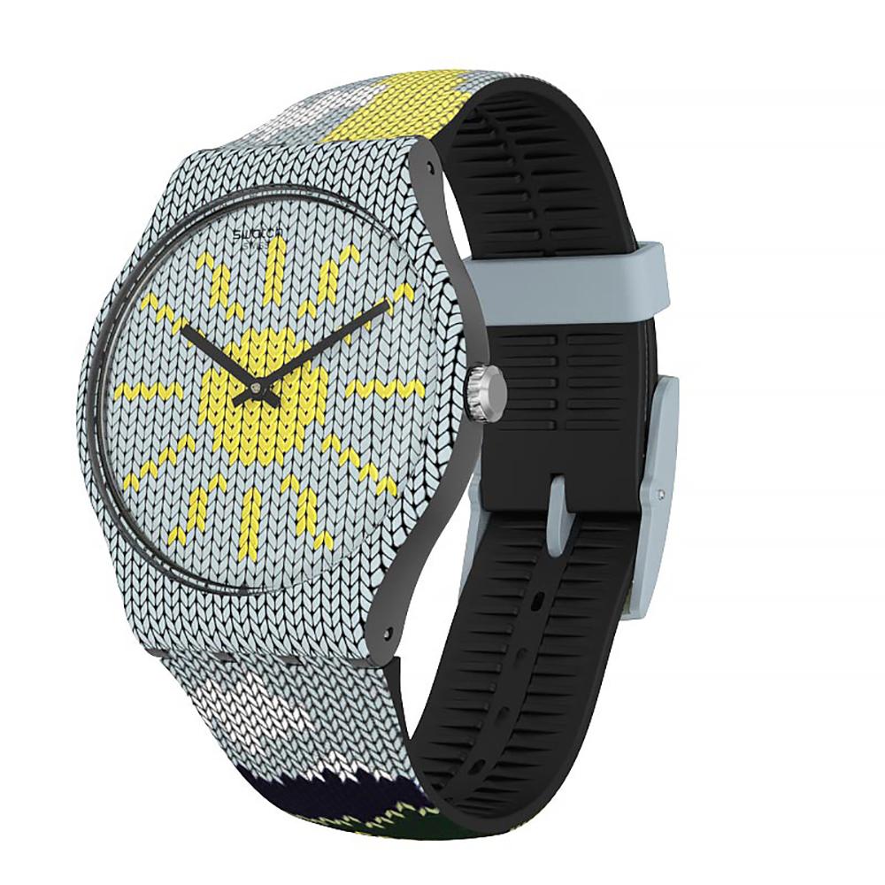 7762f2b19b2 Relógio Swatch Originais SUOB151 Tricovni • EAN  7610522791367 ...