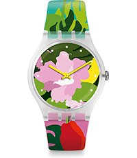 SUOK132 Tropical Garden 41mm